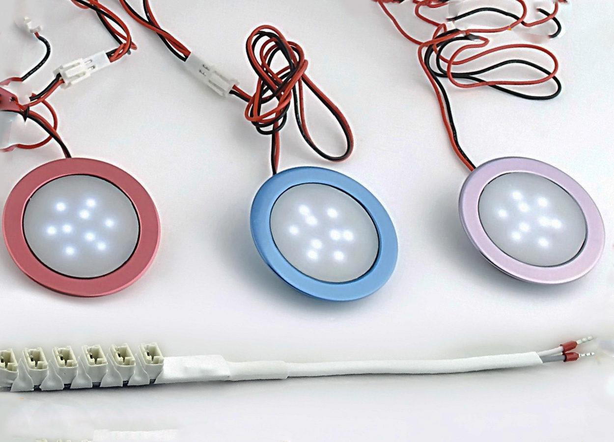 Расчет точечных светильников