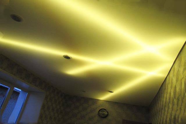 Подсветка изнутри