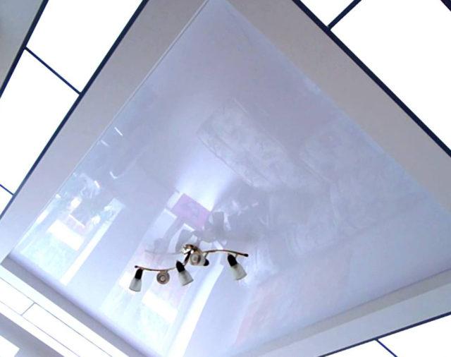Натяжные потолки: качество материала и его влияние на конечный результат