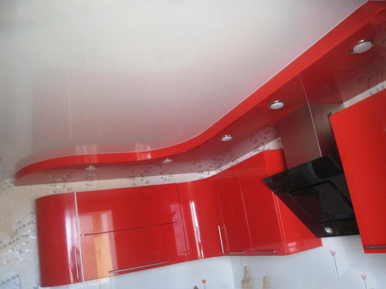 светильники на кухне