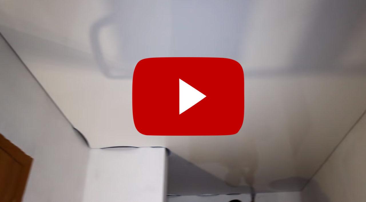 Преимущества натяжного потолка в офисе