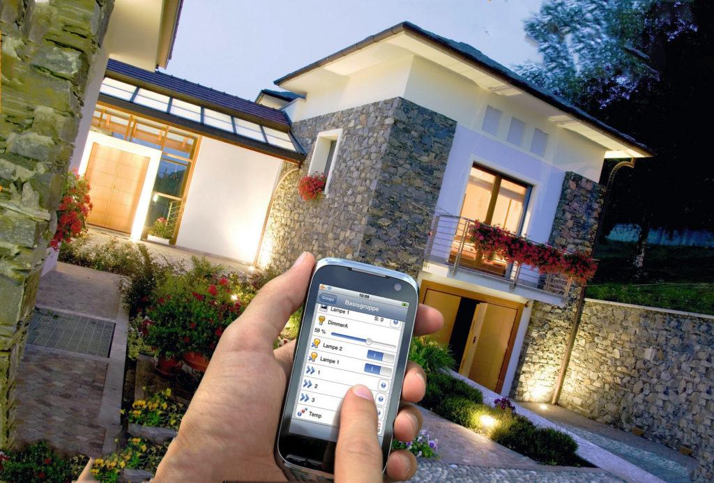 Возможности умного дома по управлению освещением