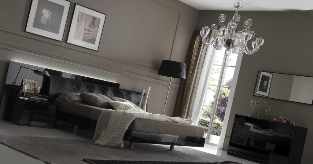 Дизайн красивой спальни
