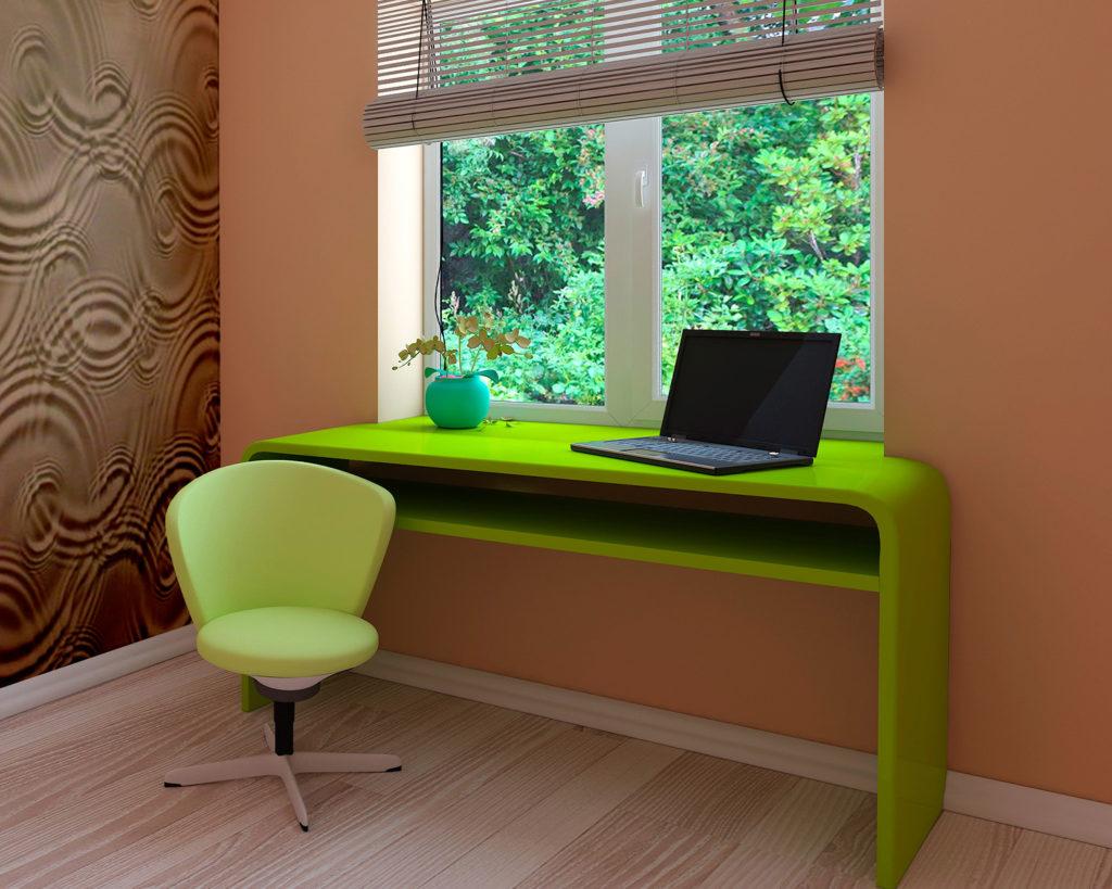 Установили новые окна и поняли, что вам нужен прочный и качественный, но в то же время стильный подоконник? Тогда вам следует обратить внимание на акриловый камень.