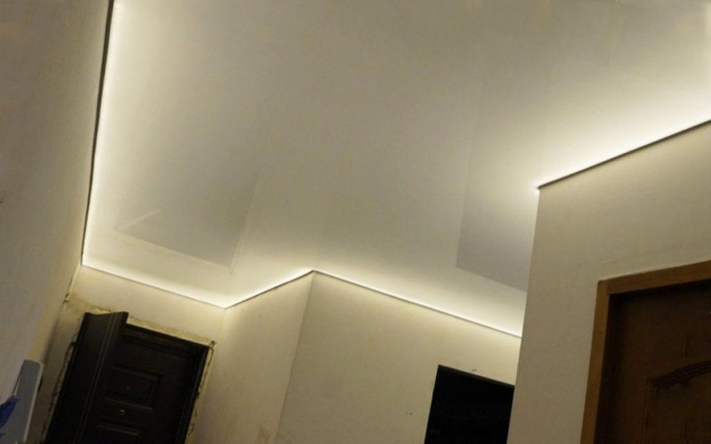 Парящие потолки и их особенности