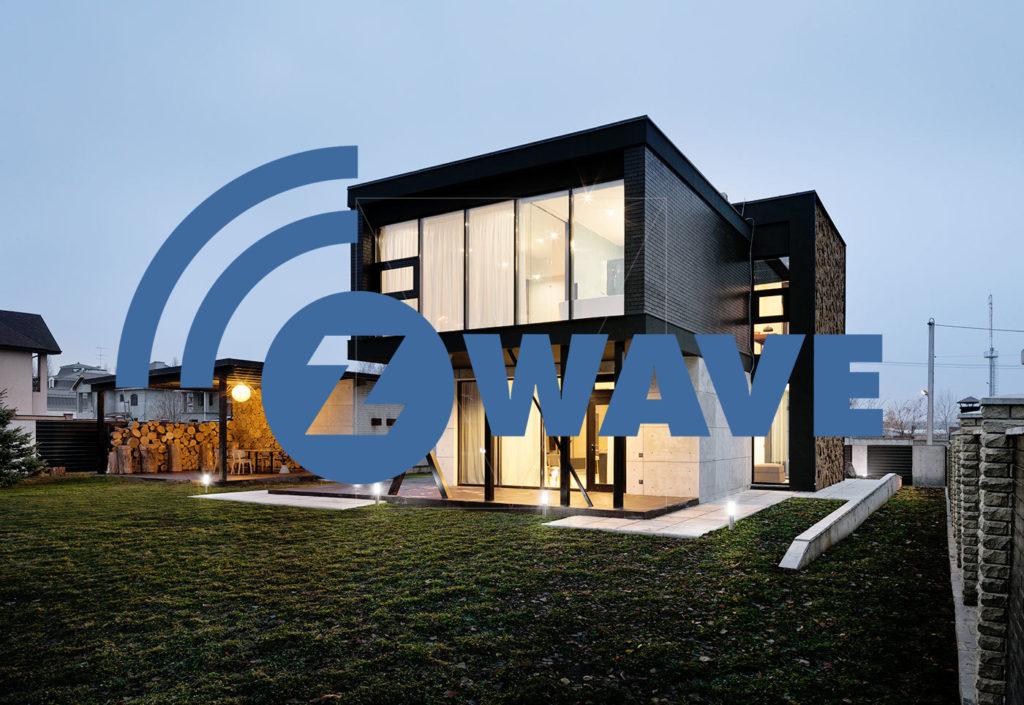 логотип Z-Wave