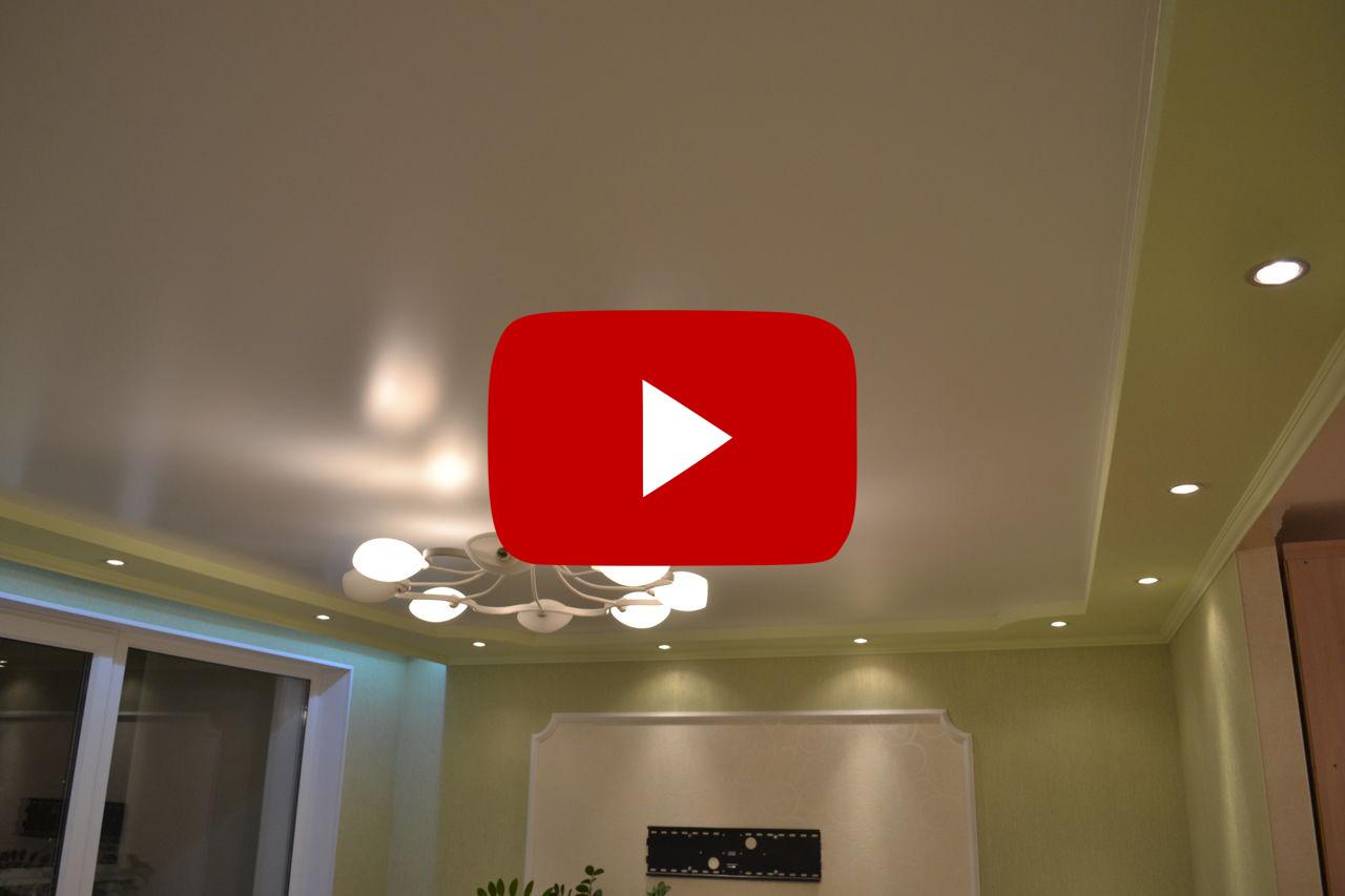 Варианты дизайна комбинированных потолков