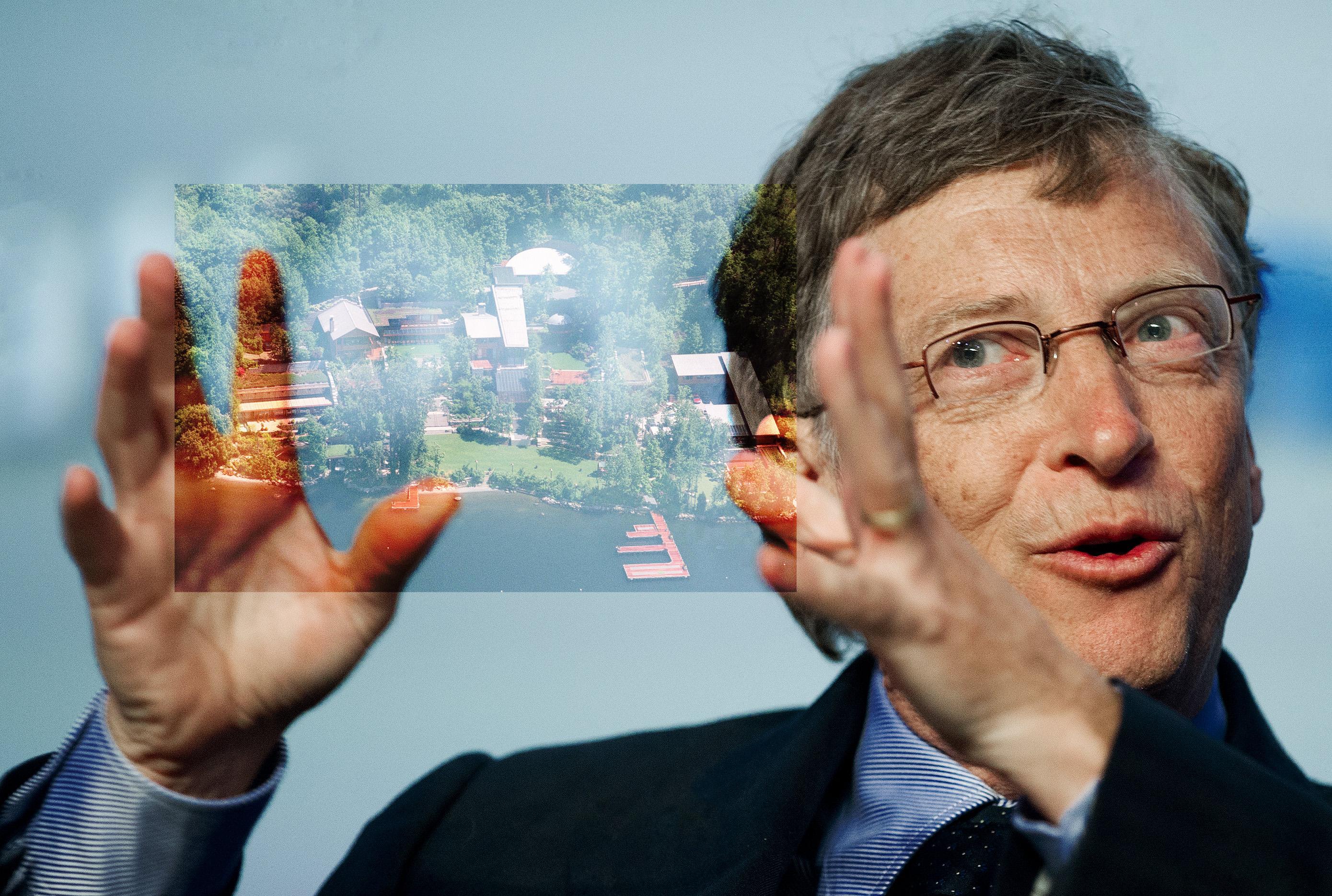 «Умный Дом» Билла Гейтса