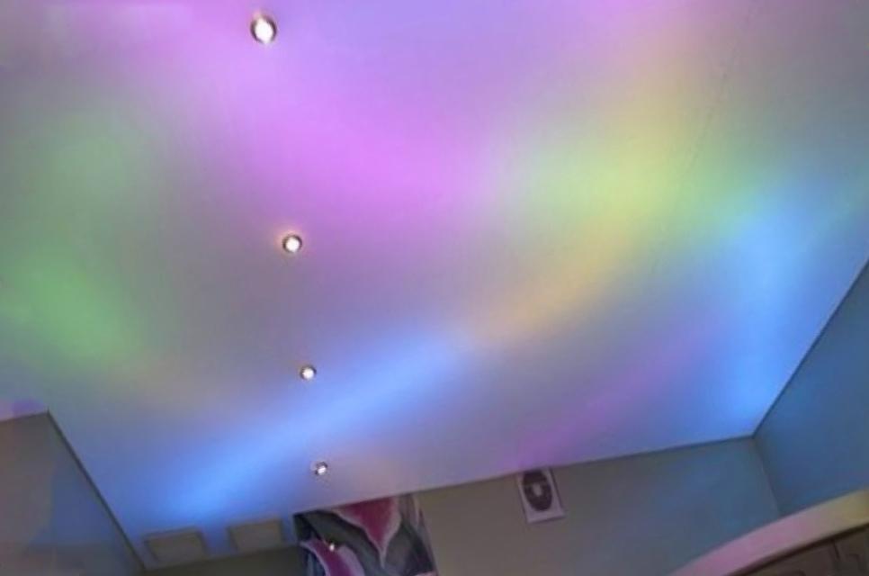 Полупрозрачные потолки