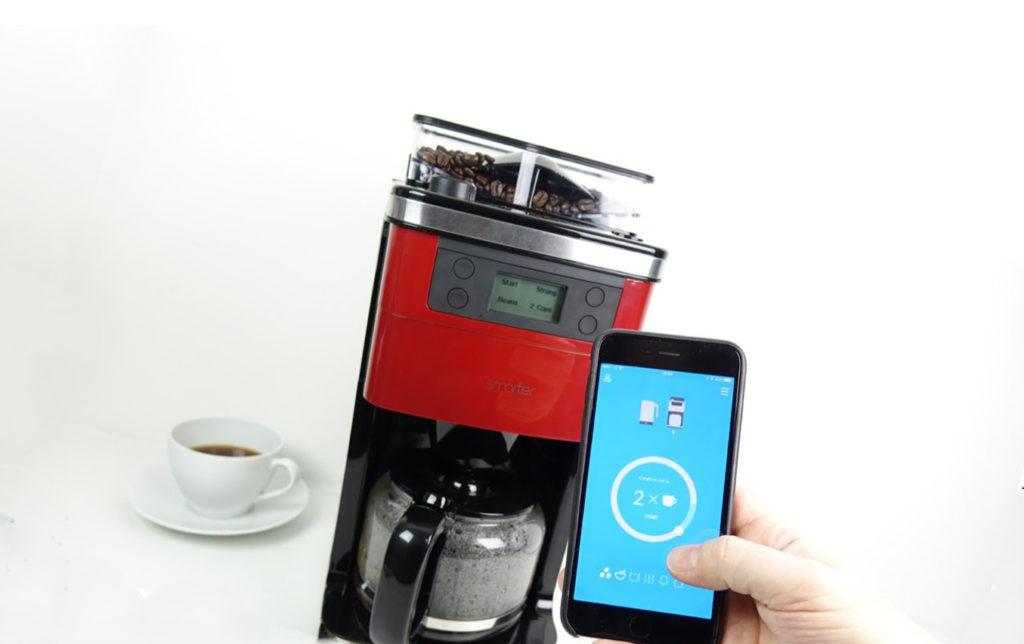 «Умная» кофемашина