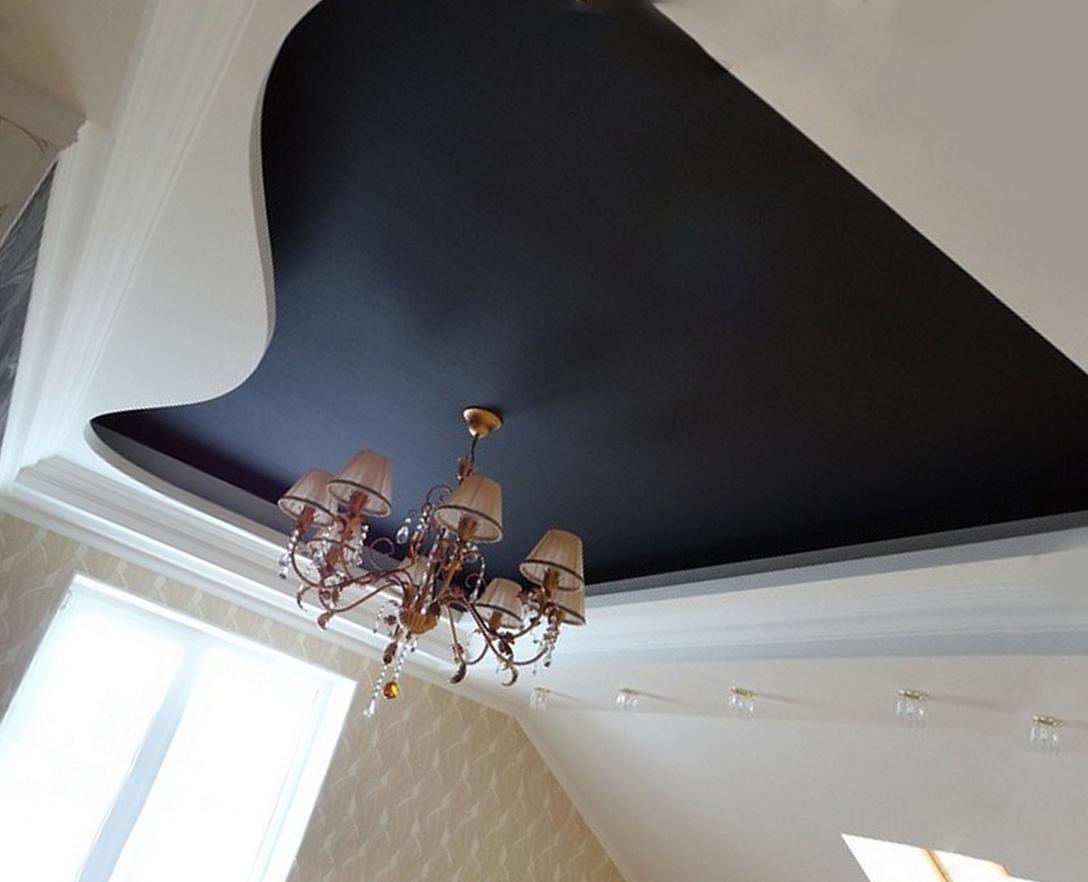 Натяжной потолок – просто и качественно
