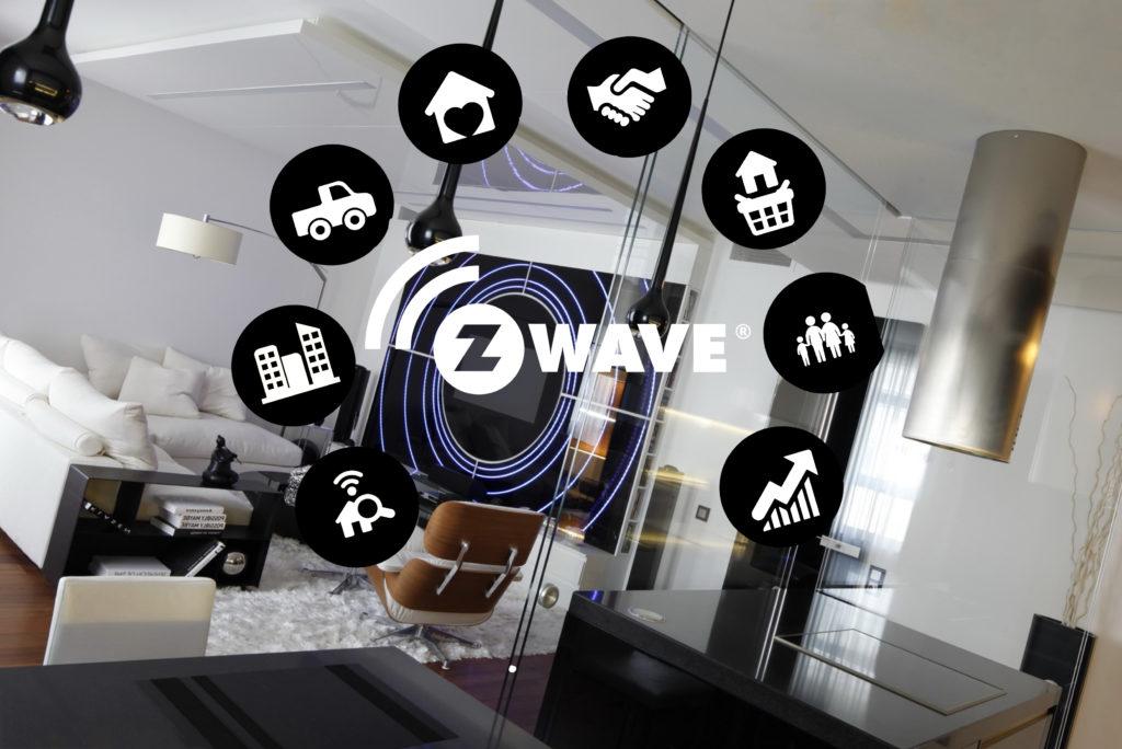 Протокол связи Z-Wave