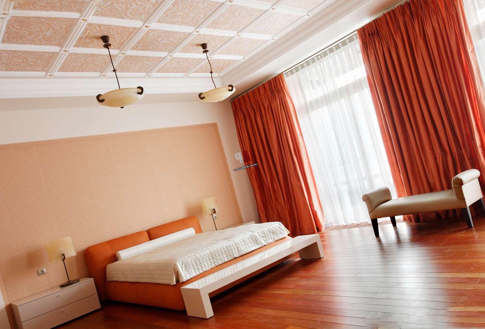 Дизайн высоких потолков