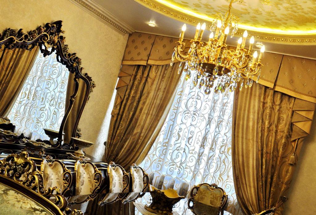Характеристики стиля барокко