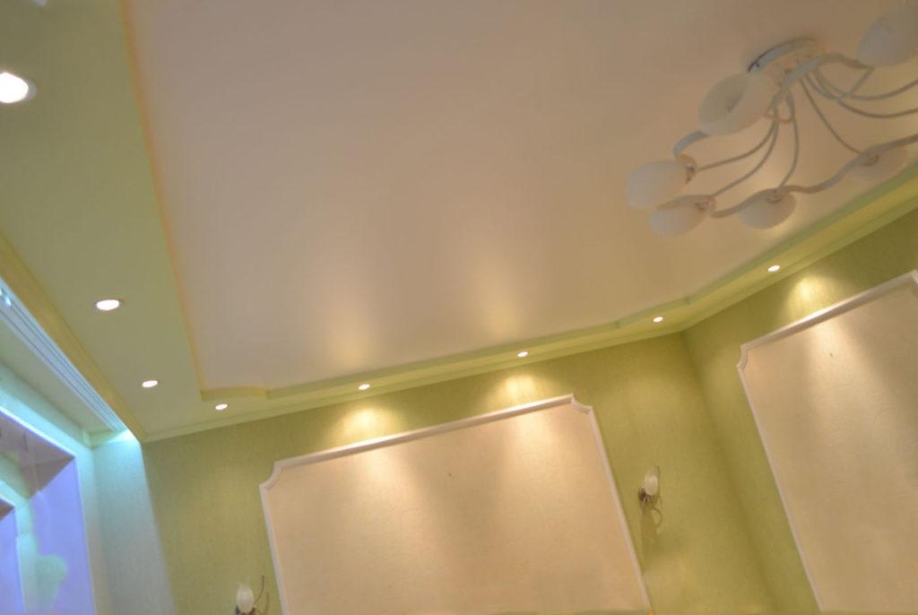 стильный потолок