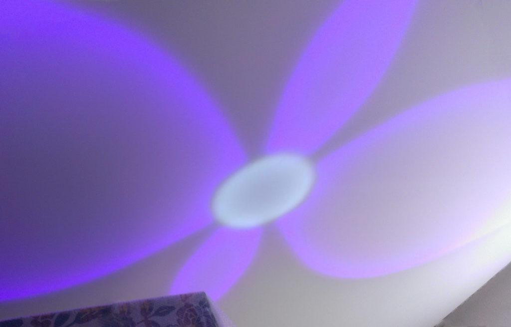 подсветка «изнутри»