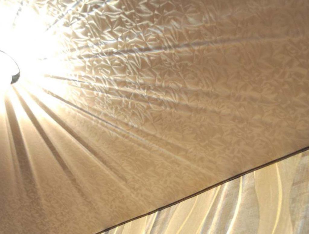 Характеристики тканевых полотен