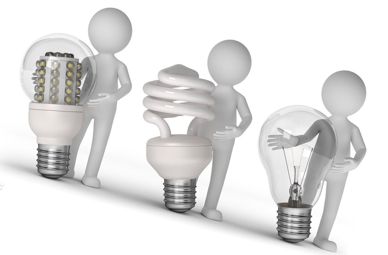Какие лампочки можно устанавливать с натяжным потолком?