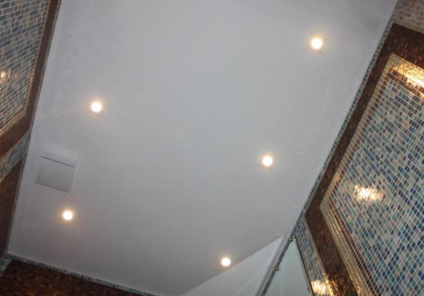 Выбор натяжного потолка