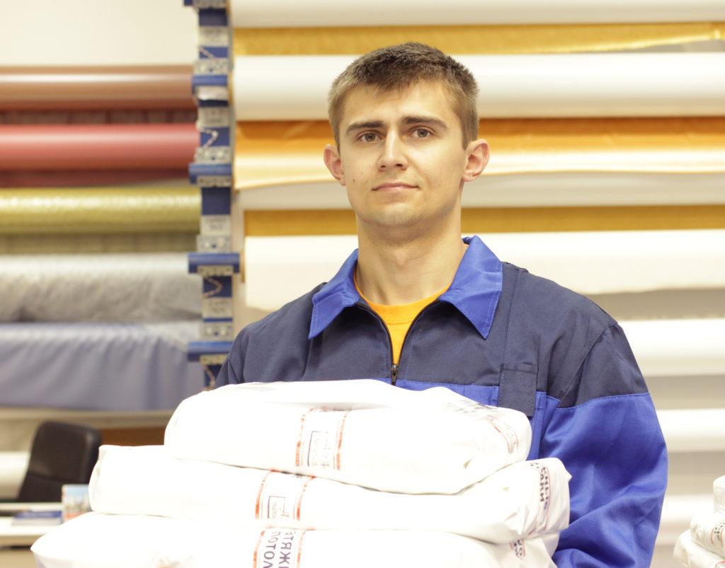 качественные материалы для натяжных потолков