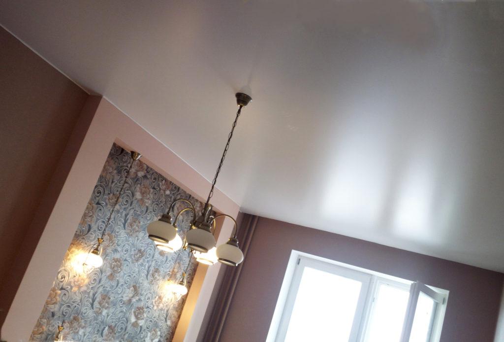 Поверхность базового потолка