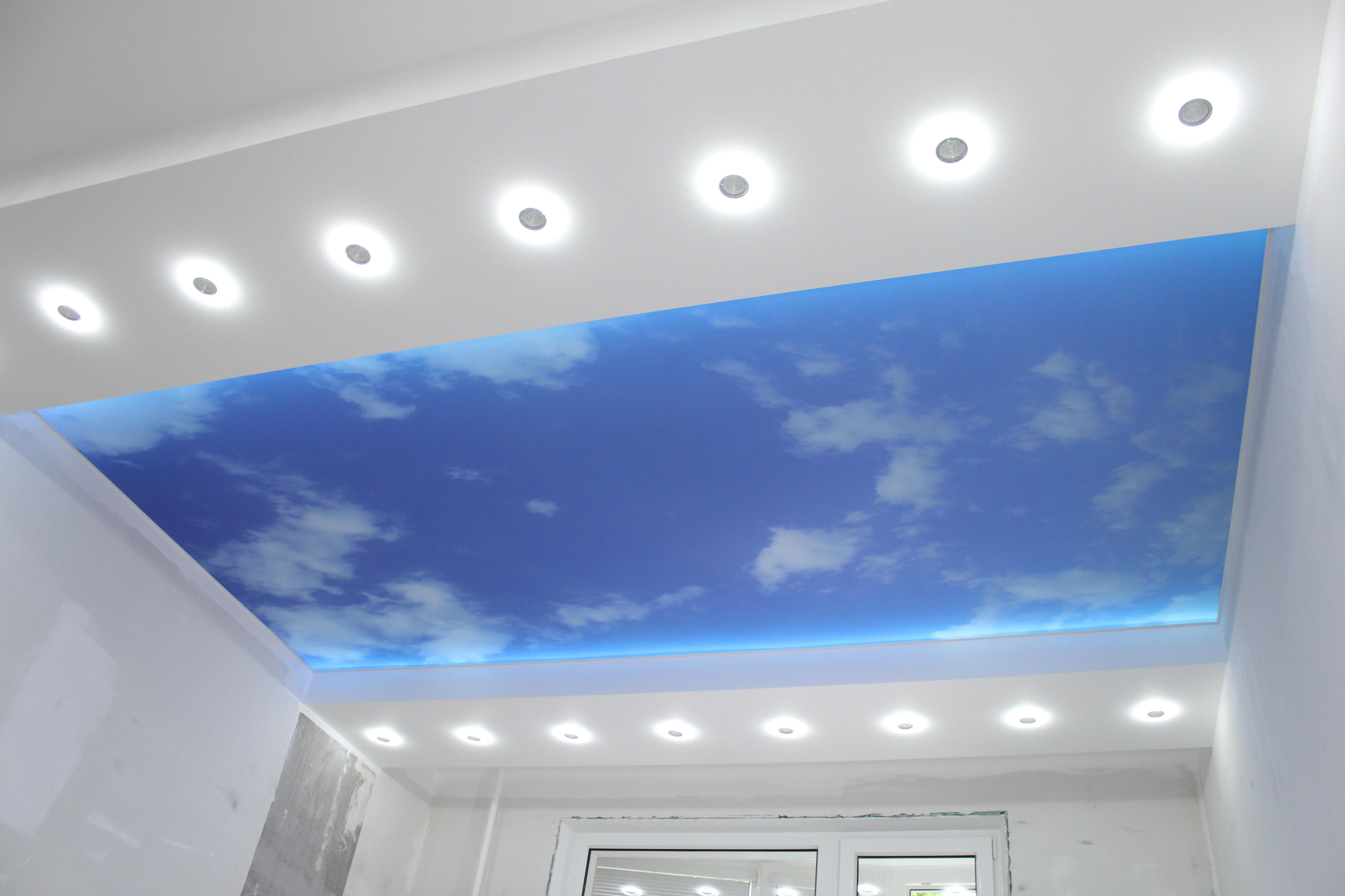 качественный потолок?