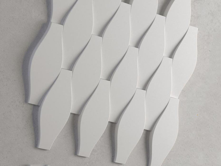 модель гипсовых панелей