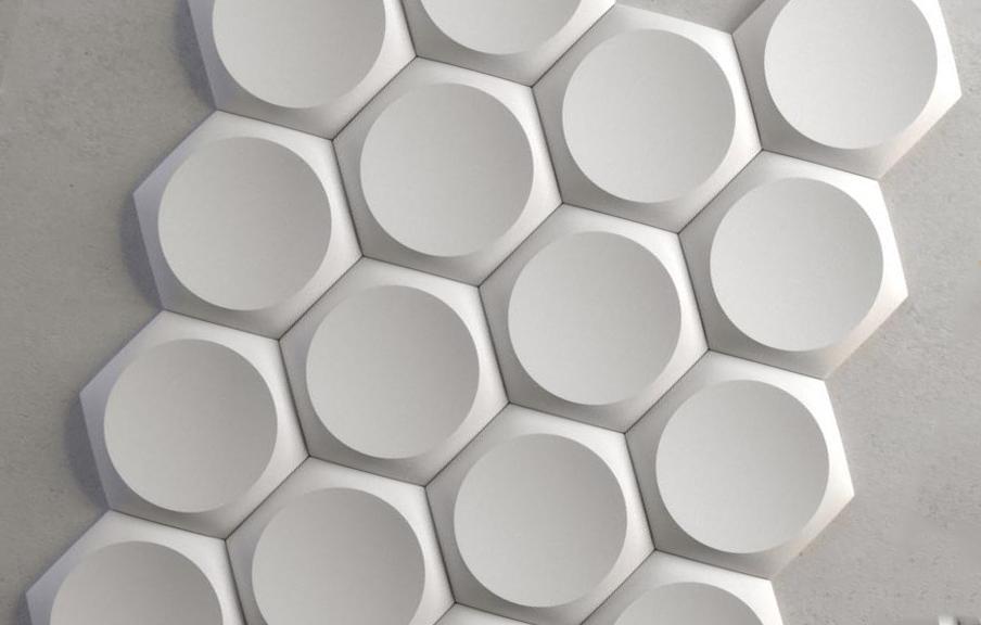 Рельефные 3D-панели