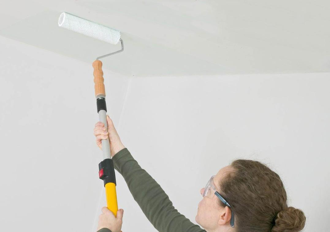 техника нанесения краски