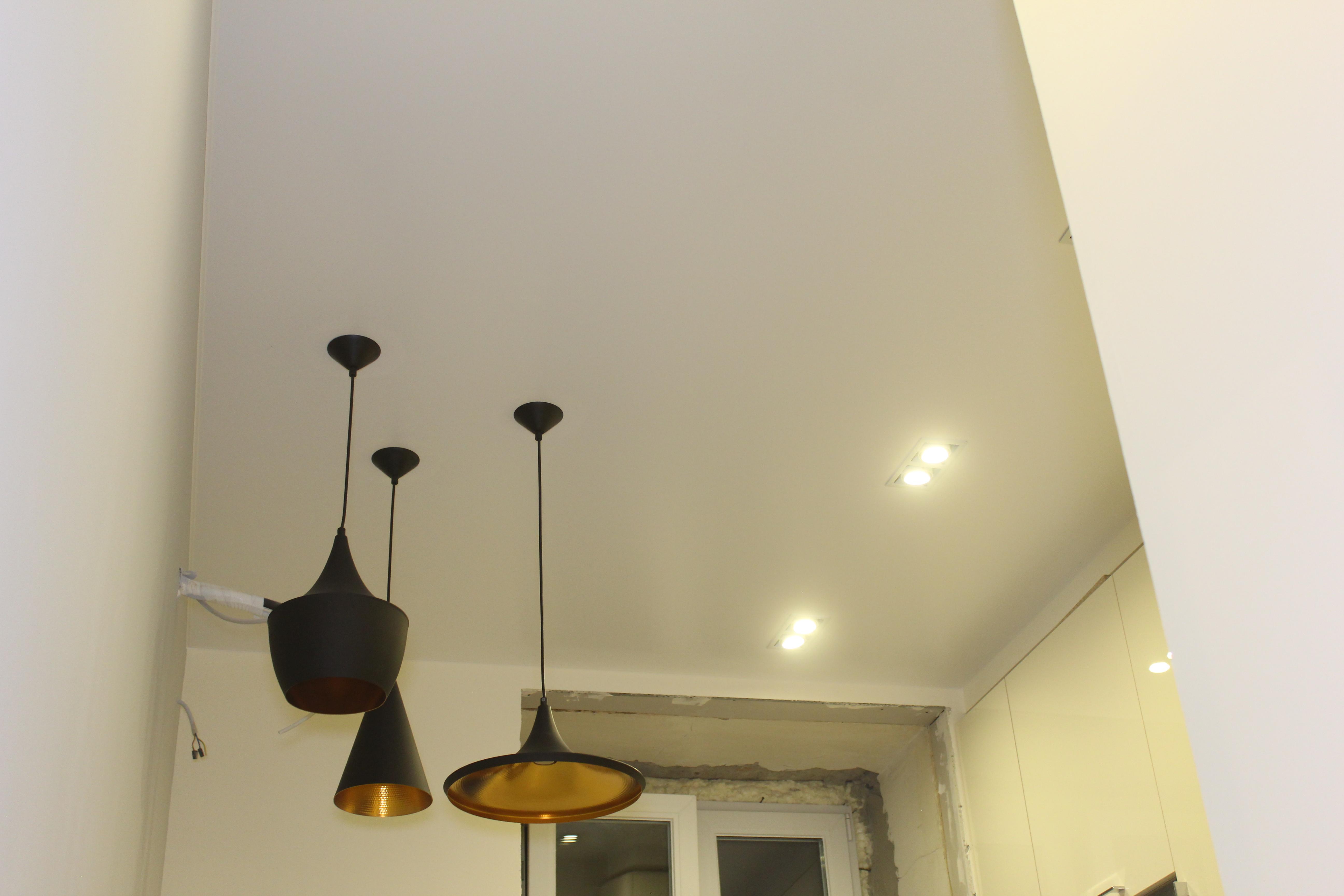 осветительный прибор для натяжной конструкции