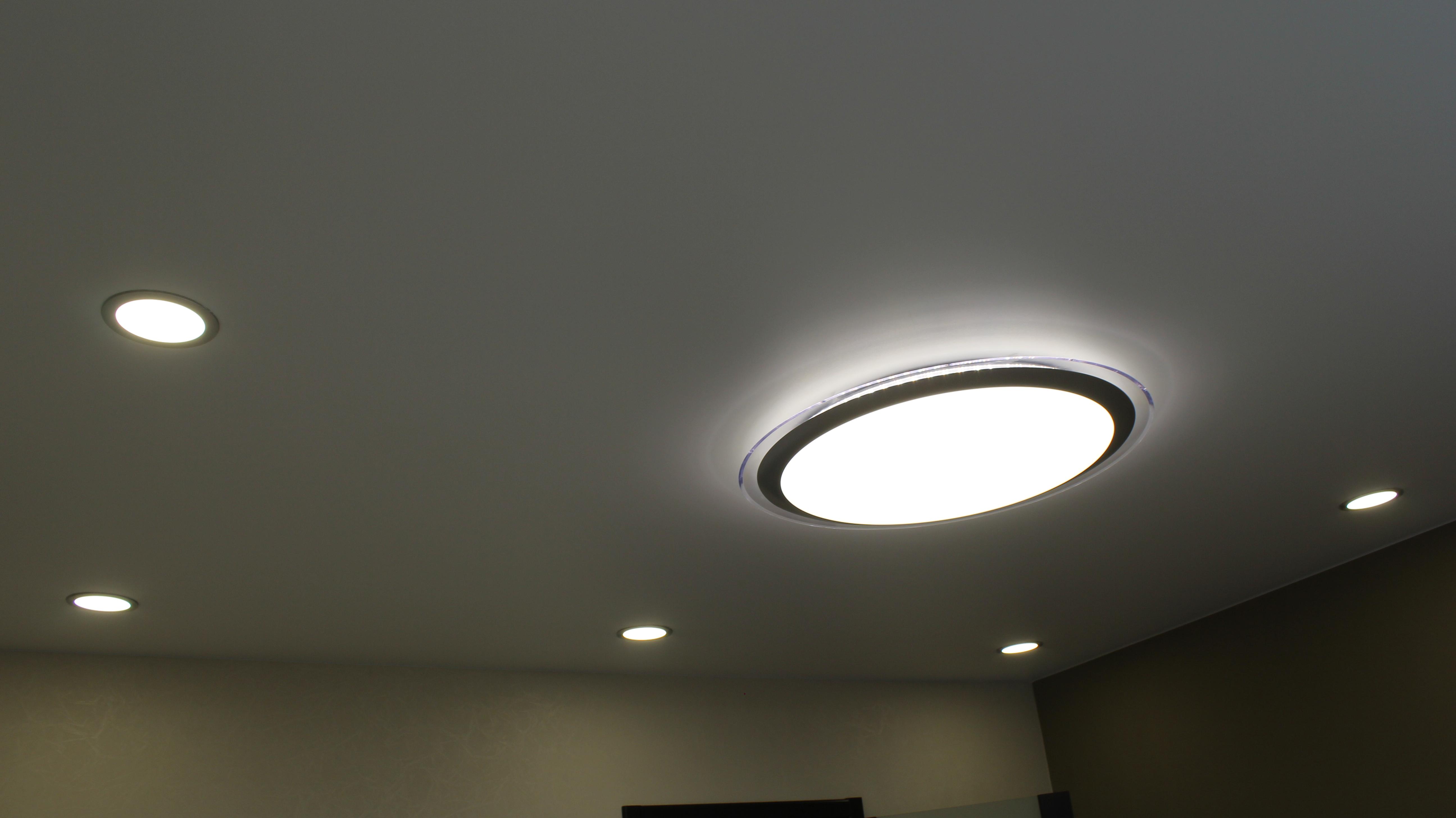 светодиодные можно применять без ограничений