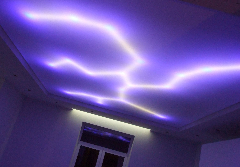 «Звездный» потолок