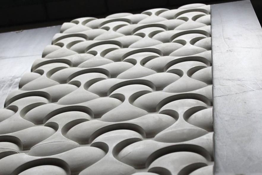 Преимущества гипсовых 3D-панелей
