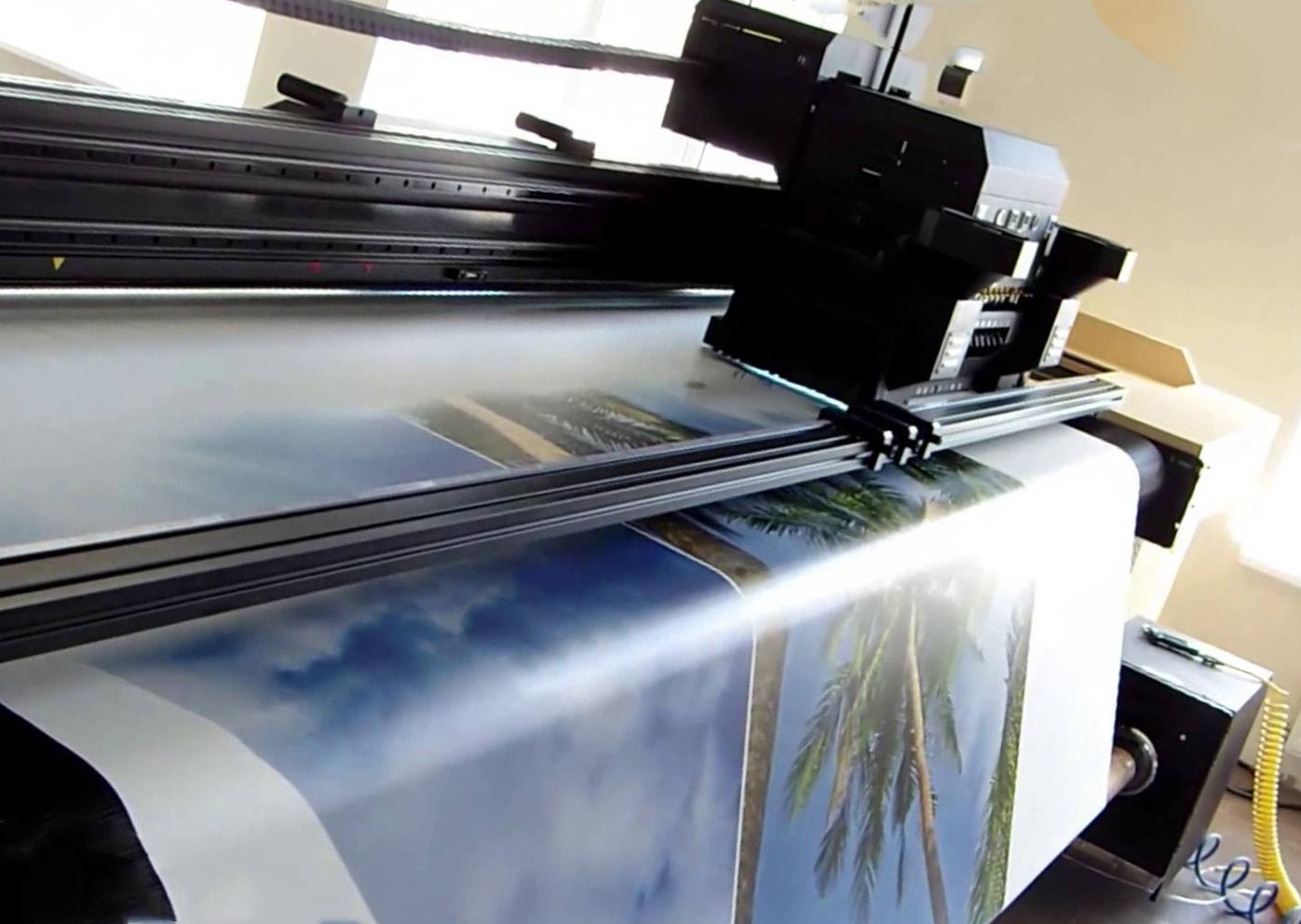 Лучшая широкоформатная печать