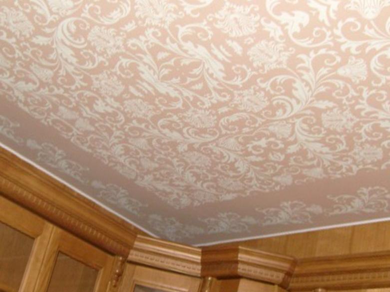 Особенности создания потолков с использованием текстиля