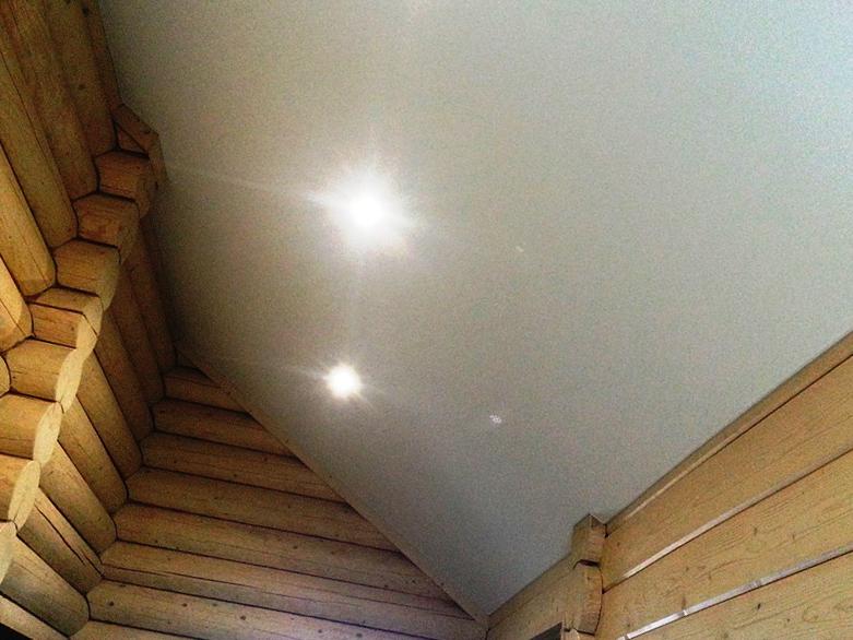 Проблемы натяжных потолков в частном доме