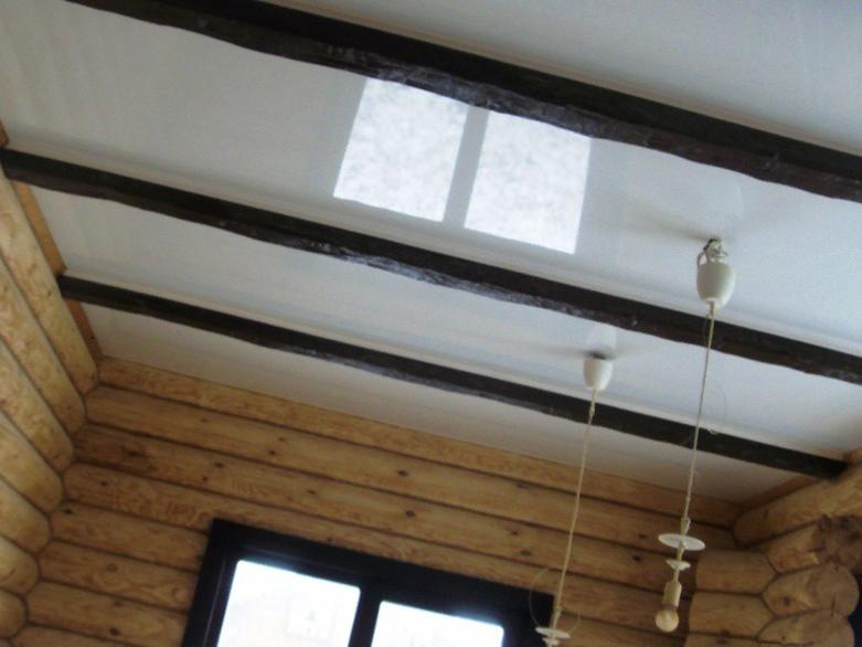 Натяжные потолки в частных домах Москва