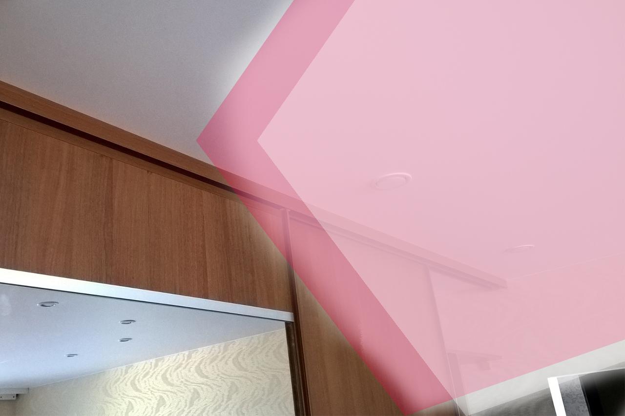 Шкафы купе и натяжной потолок Москва