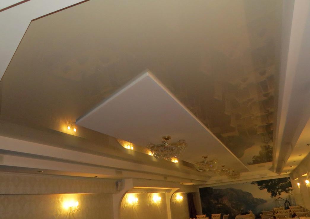 Недолговечность потолка