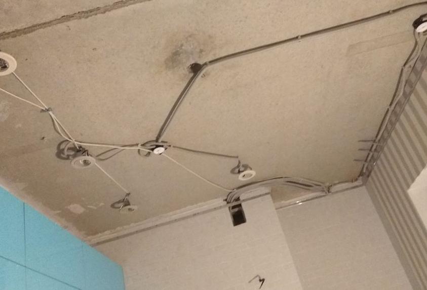 Способы расчета стоимости потолка
