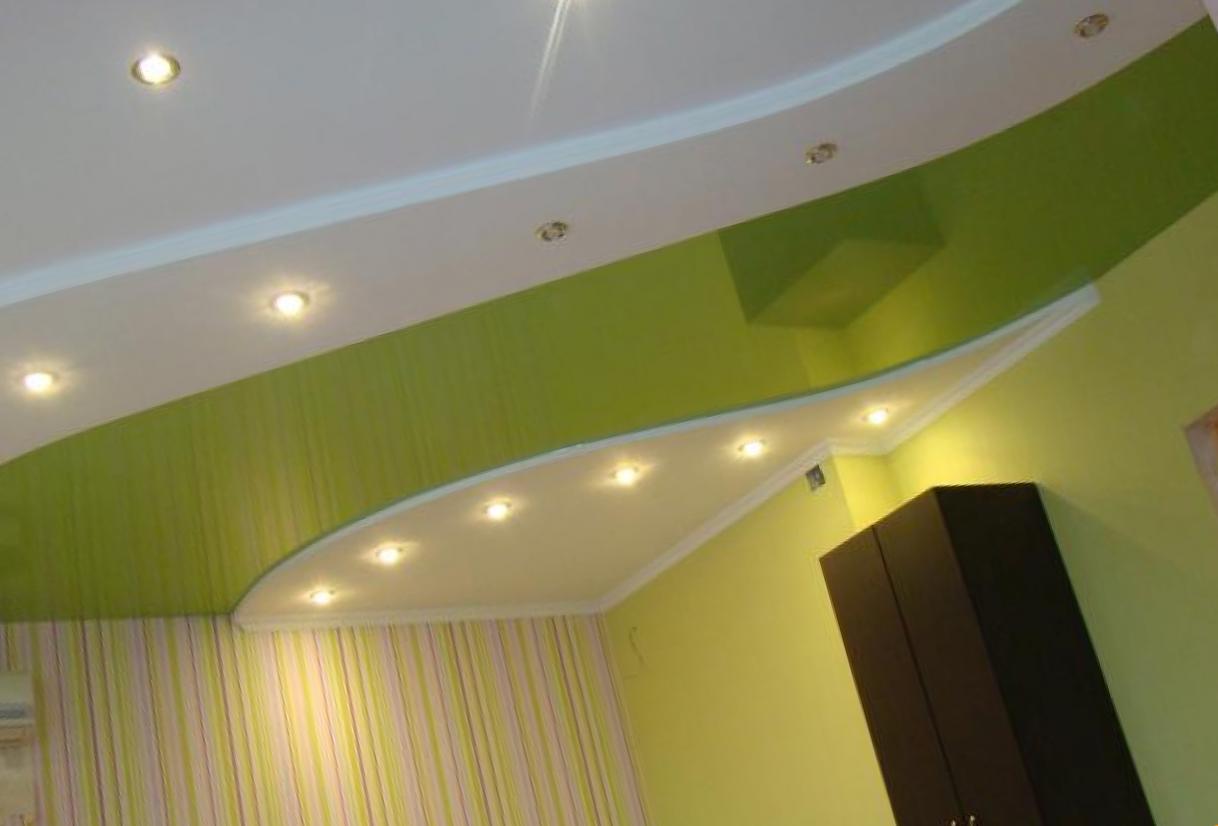 Световые потолки
