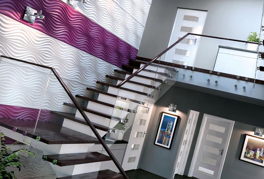Декоративные возможности гипсовых панелей
