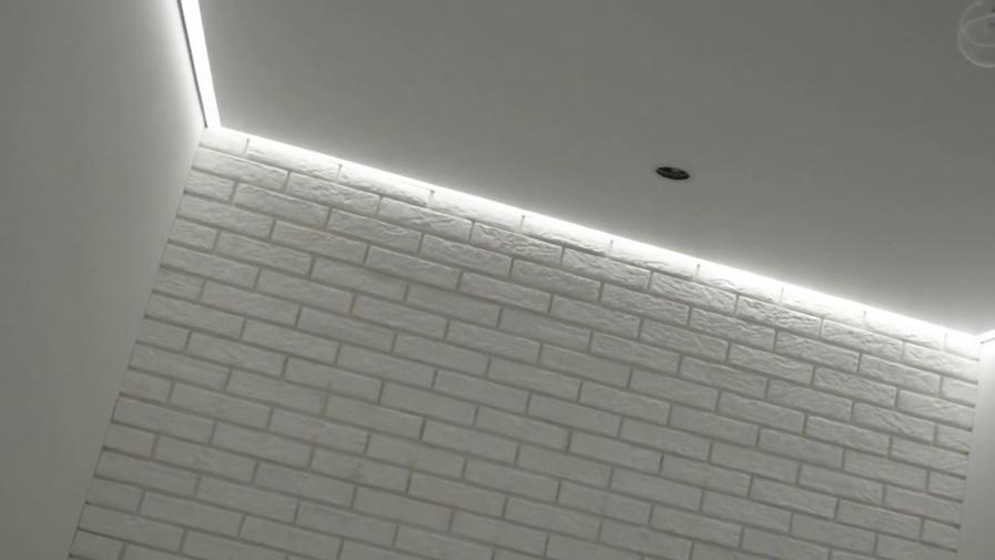 Установка «парящего» натяжного потолка – пошаговые описания монтажа от «АстамГрупп»