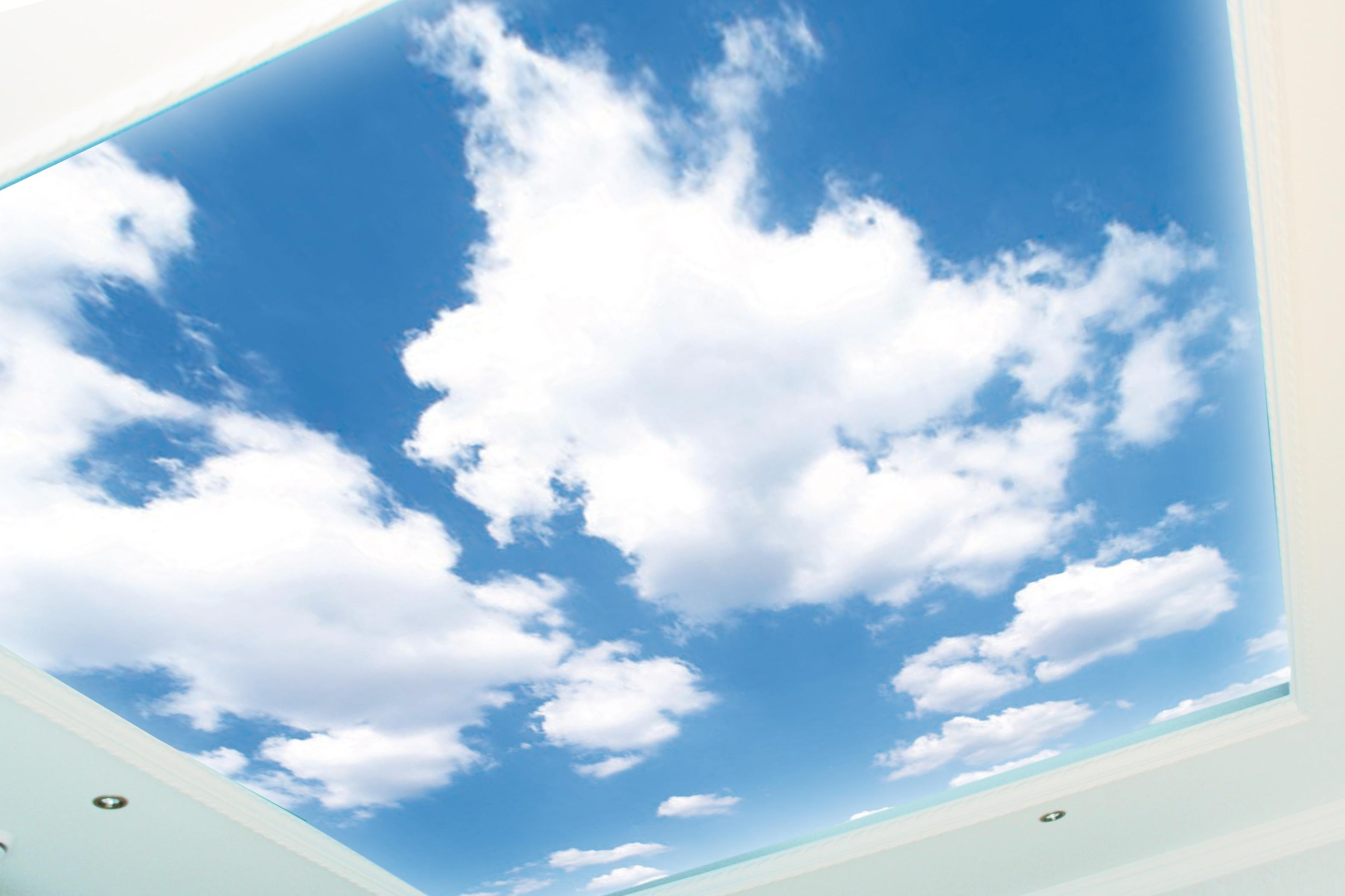 Натяжные потолки «Небо» – востребованный декор от компании «АстамГрупп»