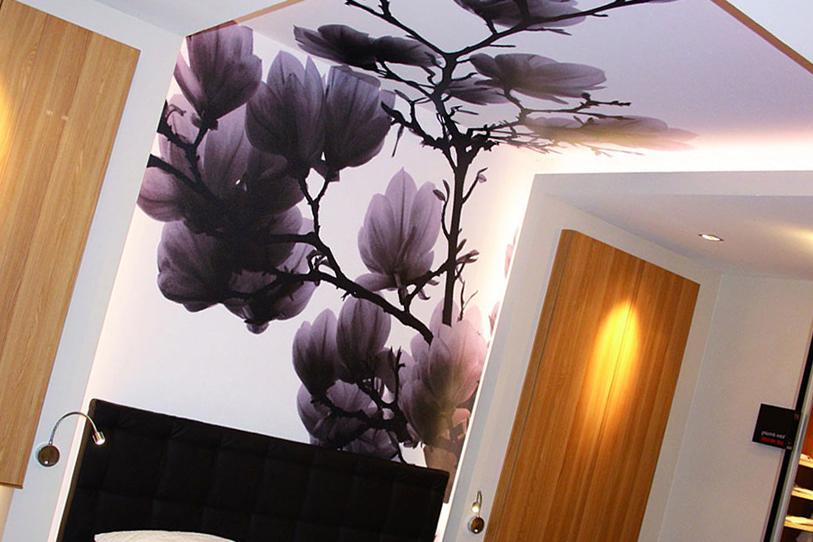 Фотообои и фрески на натяжных потолках – произведение искусство в вашем доме