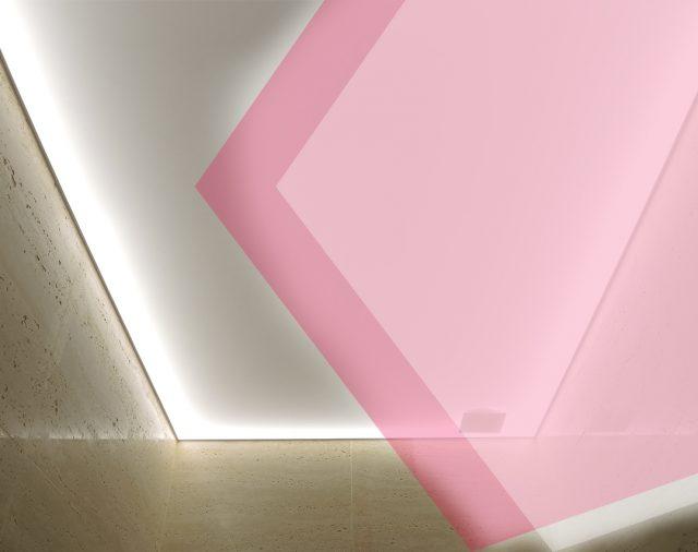 Полупрозрачный потолок Descor – дизайн вашей мечты от «АстамГрупп».