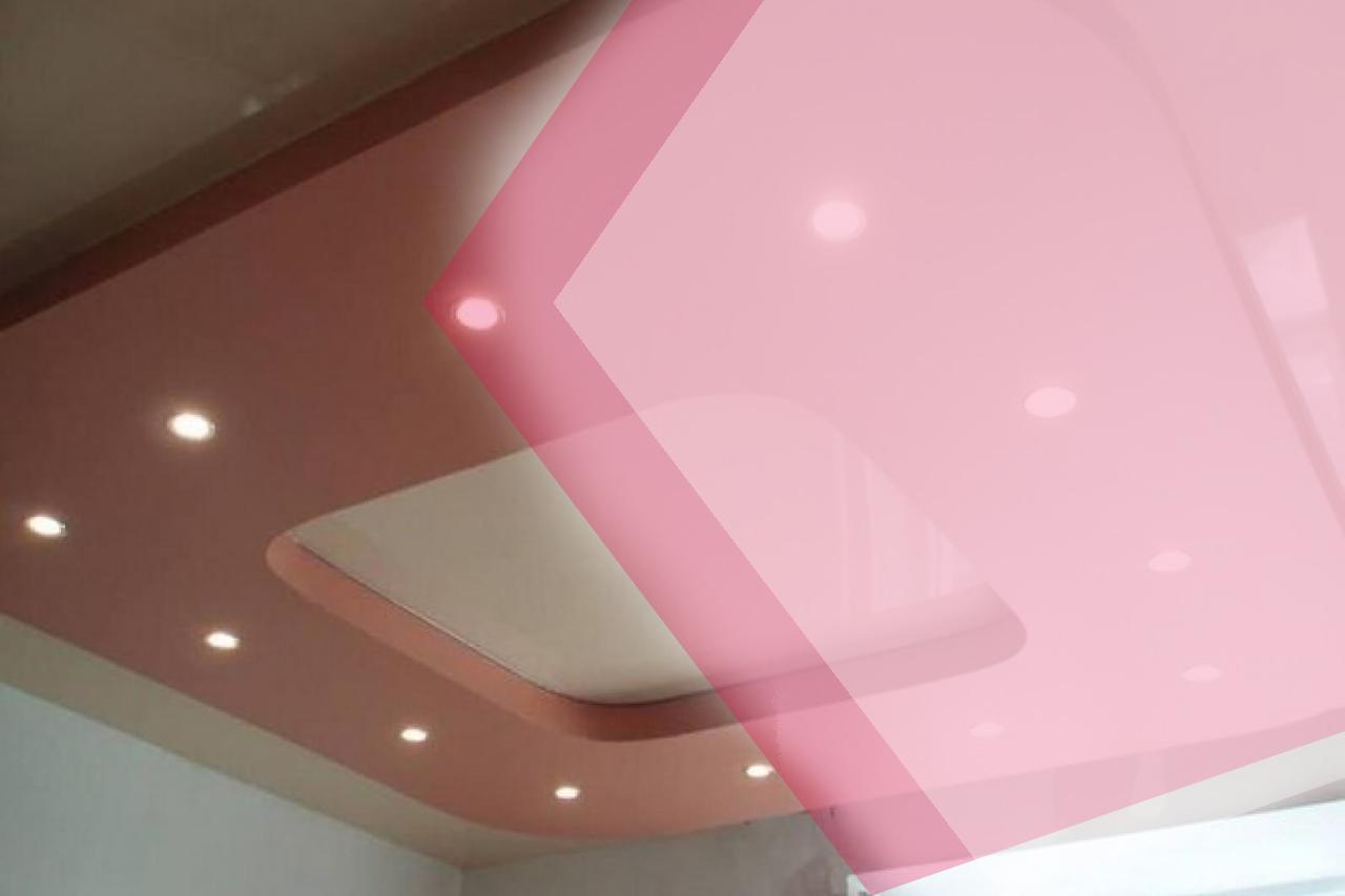 Дизайн многоуровневого потолка – современные варианты декора от «АстамГрупп»