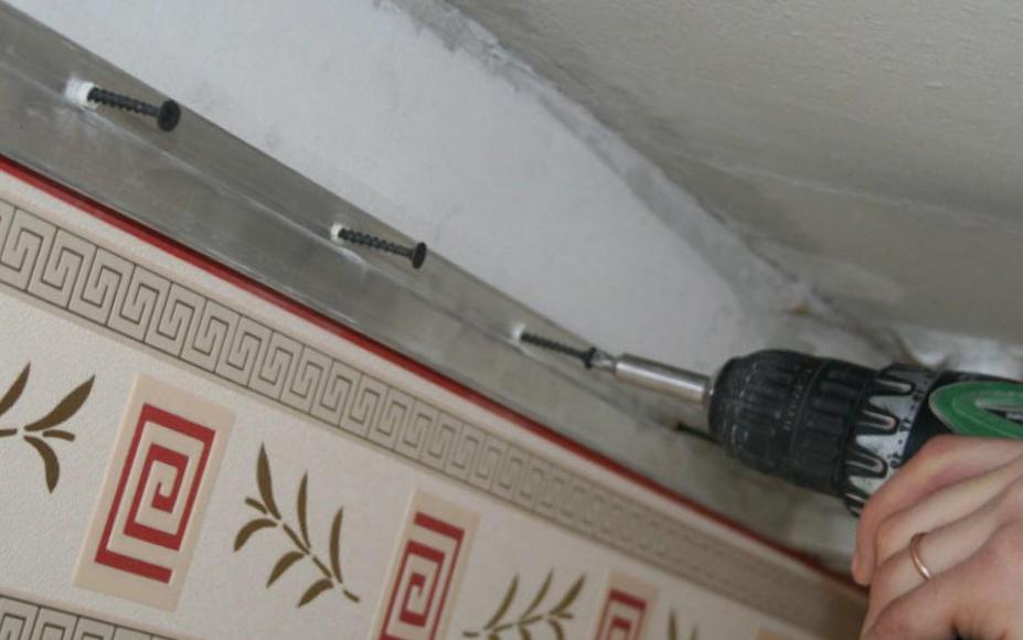 Комплектующие для натяжного потолка – что нужно знать при выборе