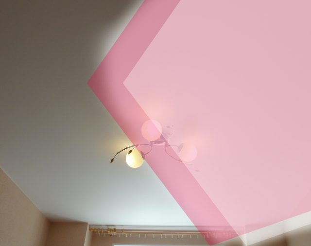 Сатиновый натяжной потолок – какой декоративный интерес представляют полотна такого типа