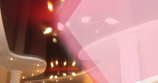 Дизайн освещения натяжных потолков – интересные идеи от специалистов «АстамГрупп».